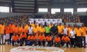 Basketball : L'étape d'Abidjan de la FIBA Youth Camp s'est achevée