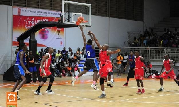 Basketball : Programme complet du tournoi test organisé par La Fédération Ivoirienne