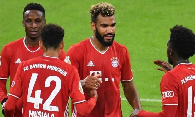 Bayern Munich : Choupo-Moting s'offre un doublé pour sa première