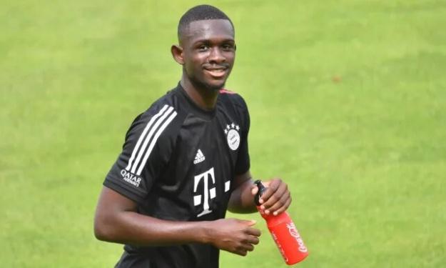 Bayern Munich : Tanguy Kouassi sur le chemin du retour
