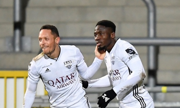 Belgique : Konan N'Dri s'offre sa première réalisation de la saison