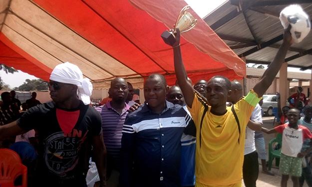 """Bongouanou - """"Journée Sportive"""" : Kotobi remporte le trophée Affian Franco"""