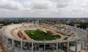 Bouaké : le Stade de la Paix s'agrandit ! (images)