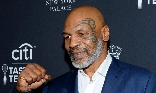 Boxe : Mike Tyson de retour sur le ring