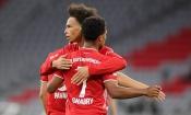 Bundesliga : La paire ''Gnabry-Sané'' en feu, le Bayern signe un record pour sa 1ère
