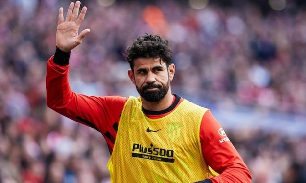 Espagne : C'est fini entre l'Atlético et Diego Costa