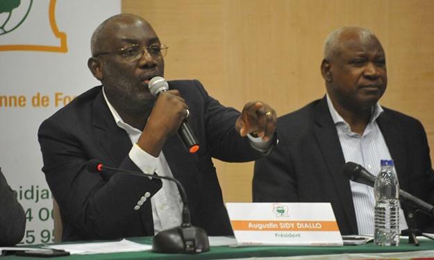 """''C'est une humiliation et une déception... Nous ne pouvons pas l'accepter!'' Les clubs Ivoiriens disent niet au """"retrait"""" de la CAN 2021"""