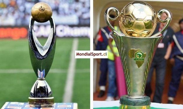 CAF : Classement 2020/2021 des pays les plus performants en Ligue des Champions et Coupe de la Confédération