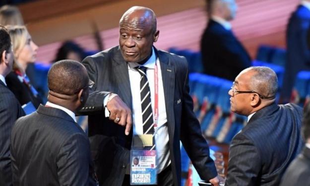 CAF : Constant Omari prend les rênes de l'institution