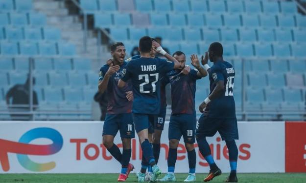 CAF-LDC (1/2 finale aller) : Al Ahly s'impose devant l'Espérance de Tunis de Fousseny Coulibaly