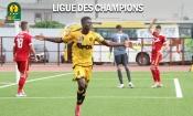 CAF-LDC (2è tour préliminaire) : L'ASEC renverse le CR Belouizdad et prend une option sur la qualification