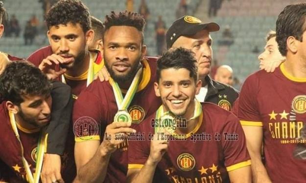 CAF-LDC : Double tenant du titre, l'Espérance de Fousseny Coulibaly ne verra pas les demies !