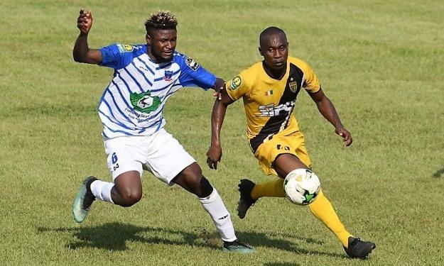CAF – LDC (J6) : Résumé du match ''Lobi Stars – ASEC Mimosas''
