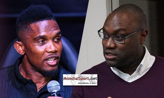 Cameroun : Echange de tirs entre Samuel Eto'o et Patrick Mboma