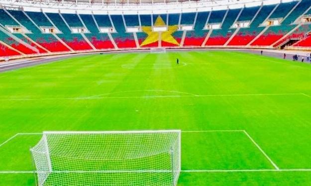 Cameroun : Les dernières images du stade Olembe avant son inauguration