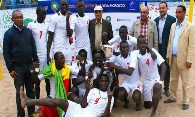 CAN 2016/Beach Soccer : Le Sénégal, roi d'Afrique pour la 4è fois