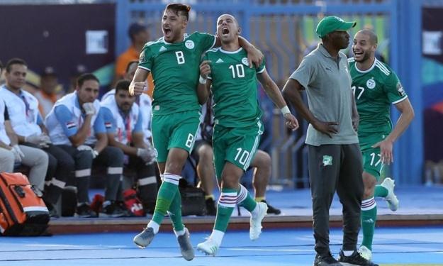 CAN 2019 : L'Algérie tient sa revanche sur la Côte d'Ivoire et rejoint le Nigeria en demies