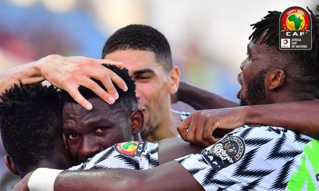 CAN 2019 : Le Nigeria, première sélection qualifiée pour les huitièmes de finale