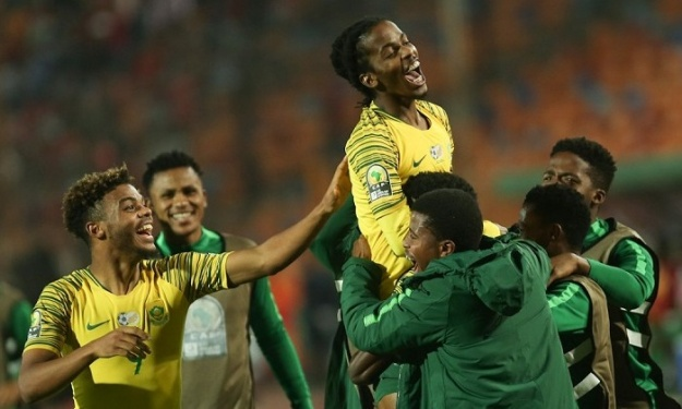 CAN 2019 U23 : L'Afrique du Sud décroche son billet pour les JO