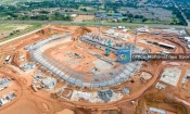 CAN 2023 : L'évolution des infrastructures de Yamoussoukro en images