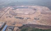 CAN 2023 : Le stade de San Pedro prend forme