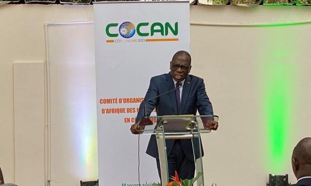 CAN 2023 : Les stades livrés en 2021 (COCAN)