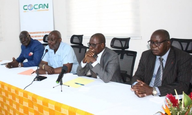 CAN 2023 : Sidy Diallo félicite le COCAN pour les travaux déjà réalisés et apporte son aide