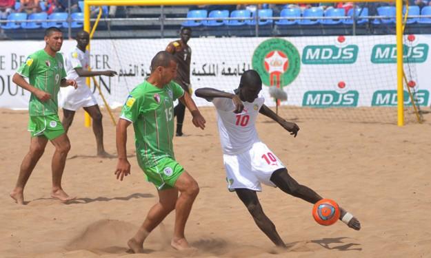CAN Beach Soccer 2016 : Sénégal - Egypte et Nigéria - Maroc, les chocs des demi- finales