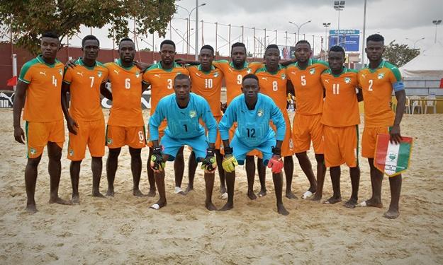 CAN Beach Soccer 2018 : Les Éléphants décrochent leur billet pour l'Egypte