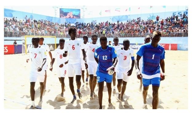 CAN/Beach Soccer  : Le Sénégal bat l'Egypte et se qualifie pour la finale