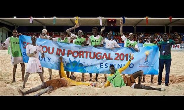 CAN de Beach Soccer 2016 : Le Sénégal vise la finale