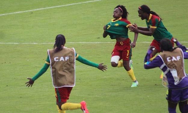 CAN Féminine 2016 : Les Lionnes du Cameroun s'imposent face aux Egyptiennes (2-0)