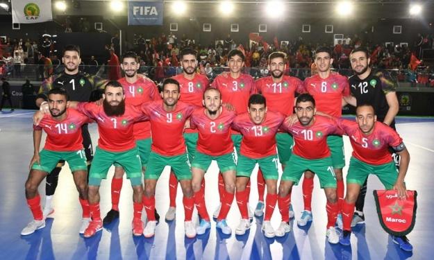 CAN Futsal 2020 : le Maroc conserve son trophée