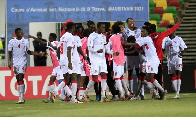 CAN U20 : La Gambie médaillée de bronze