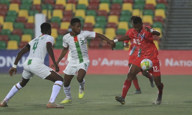 CAN U20 : Le Burkina s'offre la tête du groupe B, la Centrafrique et la Tunisie se qualifient