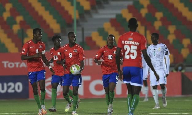 CAN U20 : Le Ghana tombe devant la Gambie, le Maroc fusille la Tanzanie et se qualifie pour les quarts