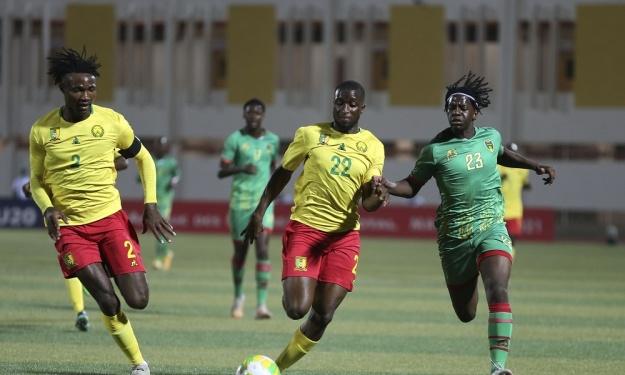 CAN U20 : Pays hôte, la Mauritanie s'incline d'entrée face au Cameroun