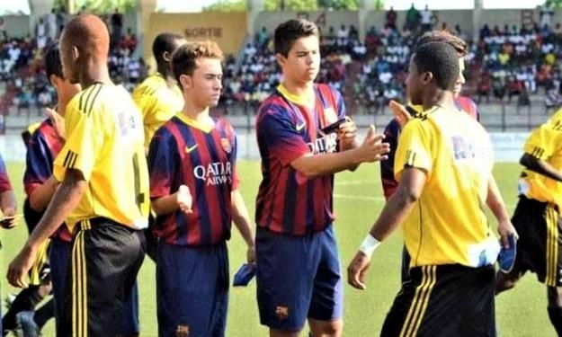 Ce jour où l'ASEC Mimosas battait le Barça