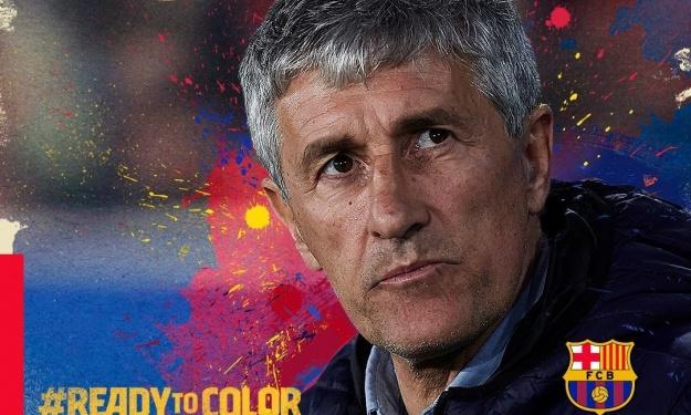 """Ce qu'il faut savoir sur Quique Setién, le nouvel entraîneur """"tiki-taka"""" du Barça"""
