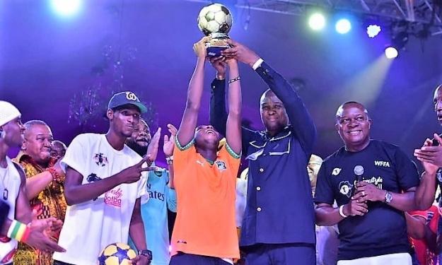 Championnat d'Afrique de Freestyle : L'Ivoirien Titi Koné remporte la voiture et une belle enveloppe