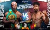 WBC Muay Thaï : Oly La Machine remet son titre en jeu face au camerounais Siaka Hermann ce samedi
