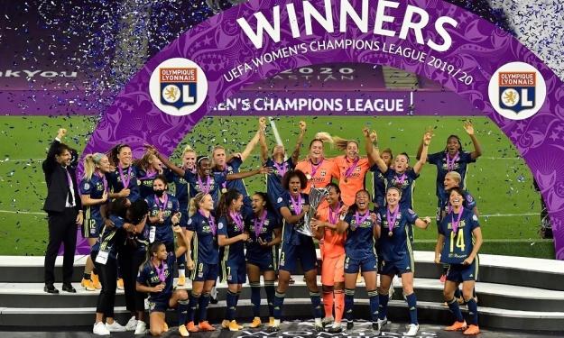 Champions League : L'OL venge le PSG et égale le record du Real Madrid
