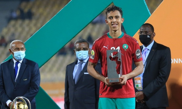 CHAN 2020 : Un marocain élu meilleur joueur de la compétition
