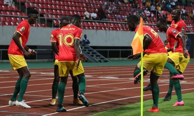 CHAN 2021 : La Guinée signe le plus gros score de la première journée
