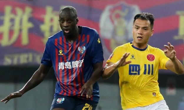 Chine : Yaya Touré fait gagner son club