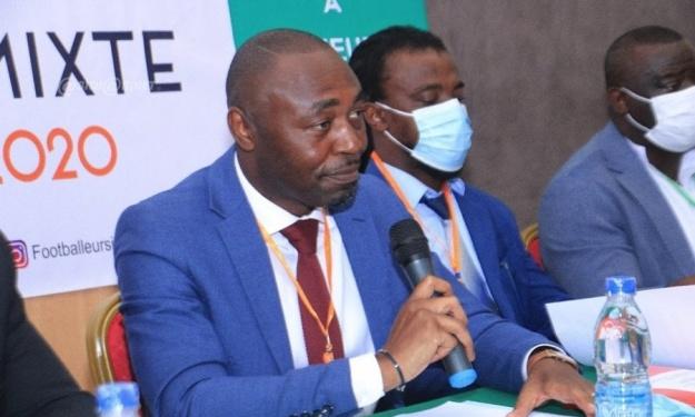 Les JO, l'AG de l'AFI et la démission de Drogba décryptés par Choilio Diomandé