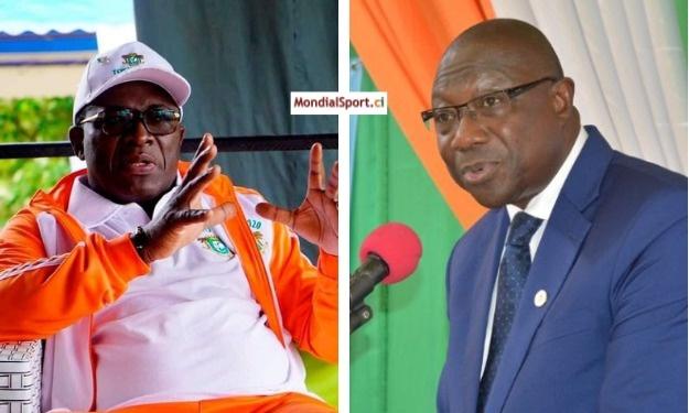 Choilio Diomandé révèle la raison principale de la guéguerre entre le COCAN et le Ministère des Sports
