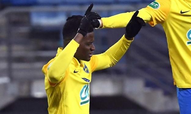 Chris Bédia (FC Sochaux) bat son record de buts personnel sur une saison