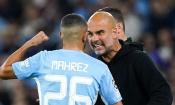 City : Quand Pep Guardiola pique une grosse colère contre Mahrez et Grealish