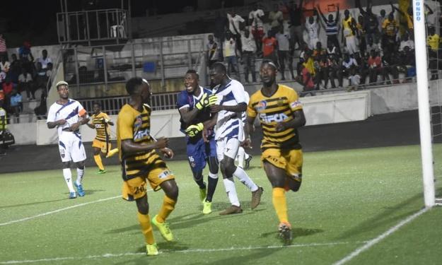 CIV Ligue 1 (5è J.) : Retour en images sur la victoire des Mimos face aux Abobolais (1-3)